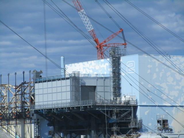 東京電力福島第一原子力発電所2号機