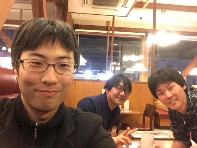 夜カフェの会