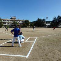 渡利地区東西対抗8時間耐久ソフトボール大会