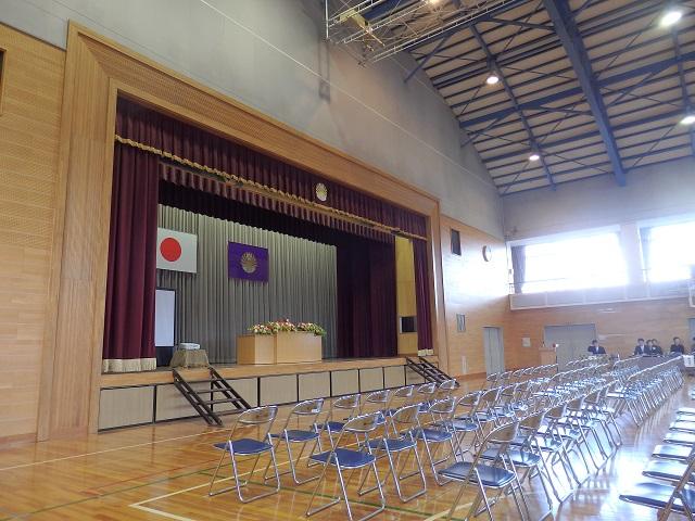 福島市立渡利小学校平成30年度卒業証書授与式