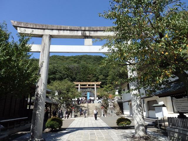 福島県護國神社秋季例大祭