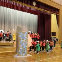 福島市立渡利小学校学習発表会「わたりっ子フェスティバル」