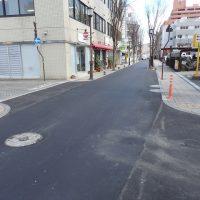 道路凹凸の解消
