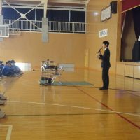 棚倉町立棚倉中学校「情報モラル講演会」