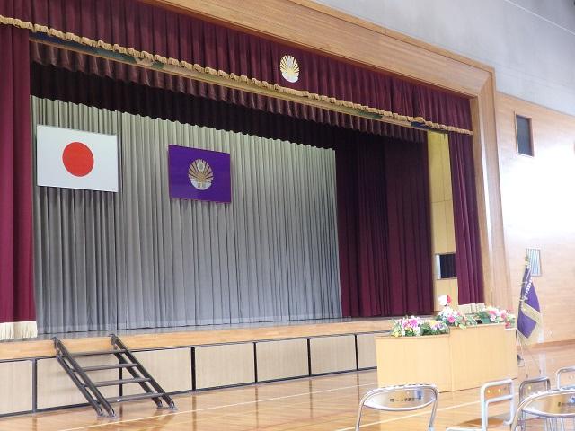 福島市立渡利小学校平成31年度入学式