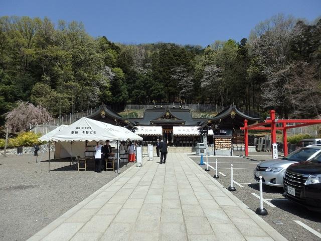 福島県護國神社,春季例大祭