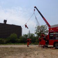 令和元年度福島市総合防災訓練