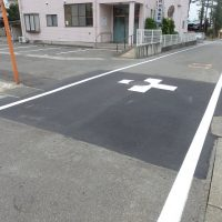 道路段差の改善