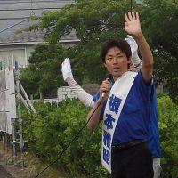 第19回福島市議会議員一般選挙の選挙戦7日目(最終日)