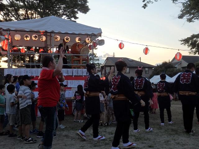 太平寺町会納涼盆踊り大会