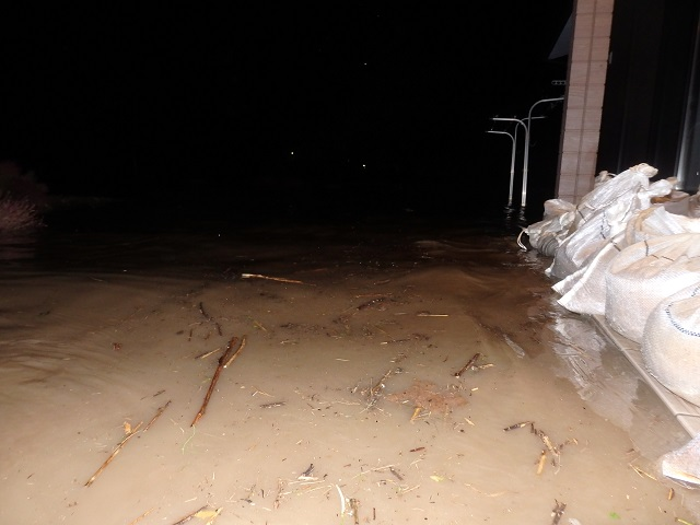 福島市阿武隈川流域(令和元年台風19号)