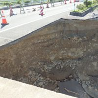 令和元年台風19号の福島市内被害状況