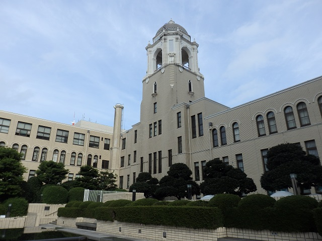 会派の行政視察(静岡市議会)