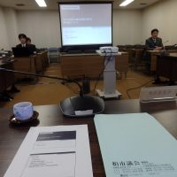 福島市議会建設水道常任委員会の行政視察(千葉県柏市)