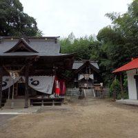 春日神社例大祭の準備