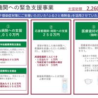 福島市医療機関への緊急支援事業