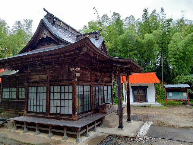 春日神社令和3年度第51回総代会