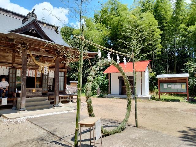 春日神社夏越祭