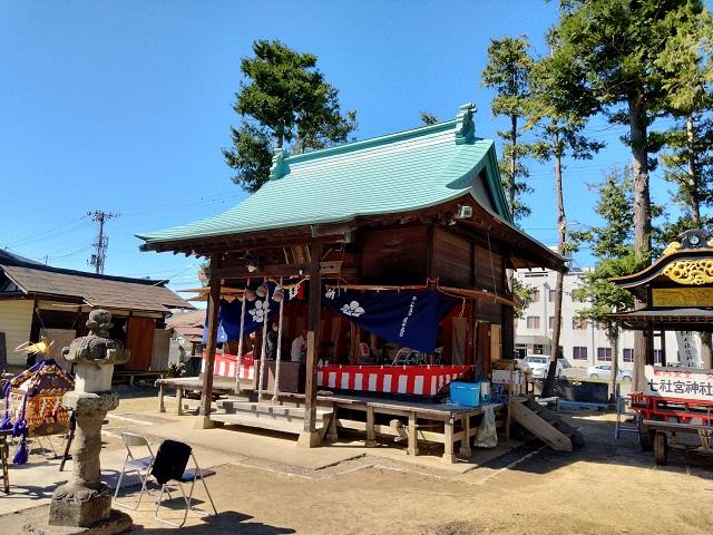 七社宮神社祭礼式典