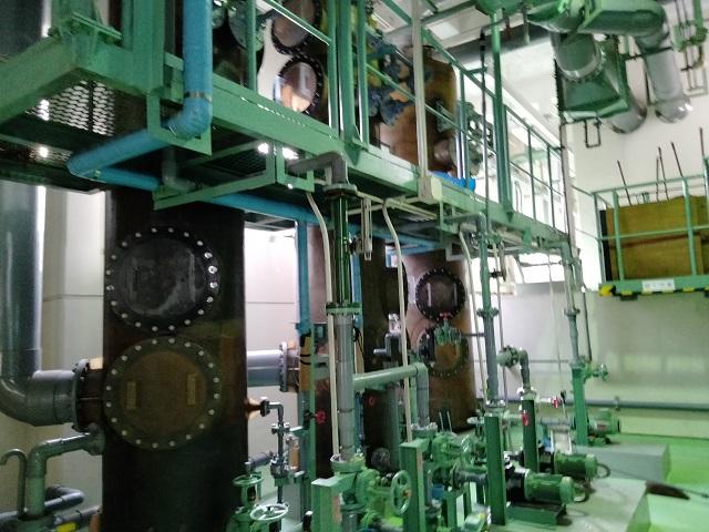 川俣方部衛生処理組合し尿処理施設
